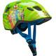 Cube Pebble Helm Juniors green friends
